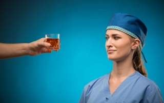 healthcare workers convicted of dui