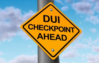 sobriety checkpoints